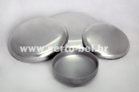 Stainless steel (inox) welding cap