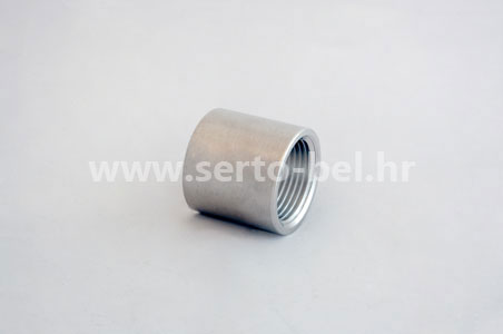 Stainless steel (inox) threaded couplings - Coupling