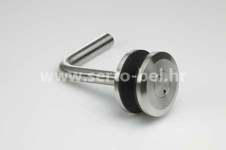Stainless steel (inox) fence components - Holder for railing