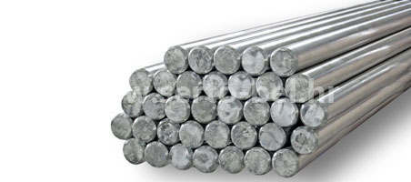 Stainless steel (inox) round bars