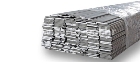 Stainless steel (inox) flat bars