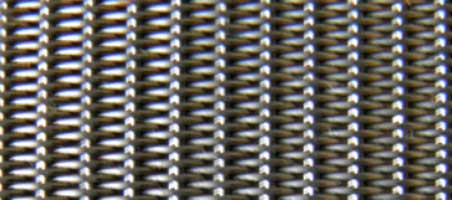 Stainless steel (inox) Dutch woven wire cloths
